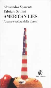 """Questo, sulla vicenda Enron, per me è stato un libro """"necessario. La vicenda Enron mi è sempre sembrata emblematica, il punto da cui tutto è cominciato. Questa catastrofe, dopo la voracità e l'illusione. Ho studiato a lungo la vicenda, ne ho accennato nel mio romanzo """"Lo Svizzero."""" Giraldi editore 2011, e ho letto altri testi, molti americani non tradotti. Questo è molto ben fatto."""