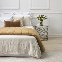 White & Natural duvet