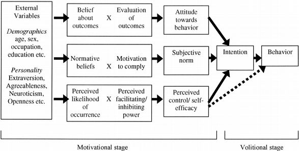 social cognitive actions way of thinking essay