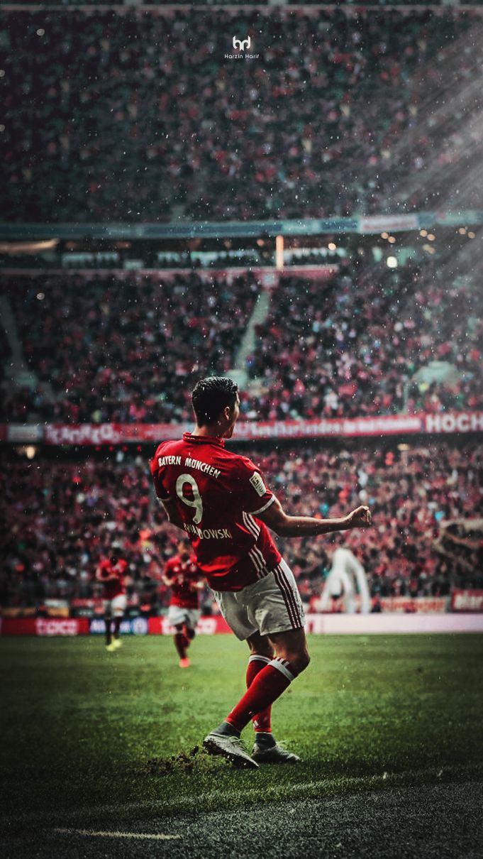 #robert lewandowski