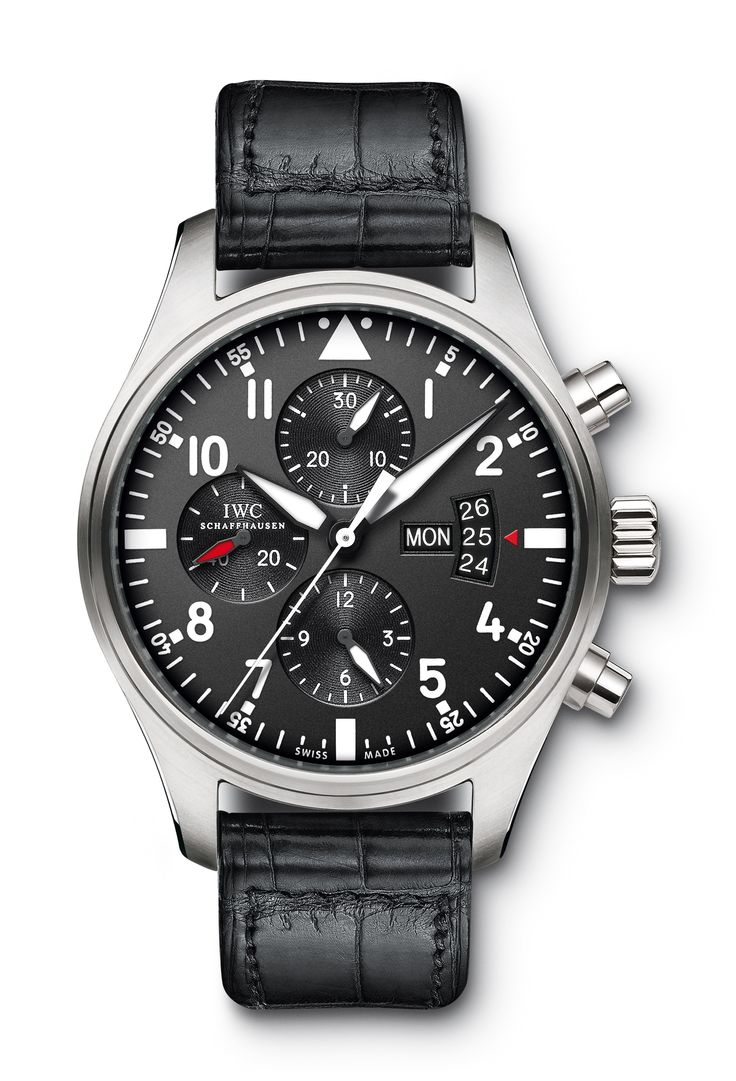IWC Pilot's Watch Chronograph - IWC - Mærker