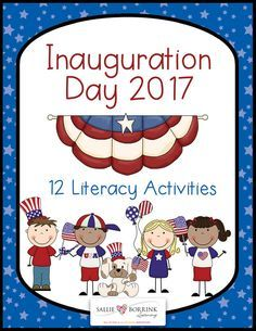 Get ready for Inauguration Day 2017 with this easy to use pack of 12 literacy activities. It includes Inauguration Day printables, Inauguration Day worksheets, and Inauguration Day centers. Just print and go!