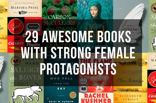 Celebrate National Women's History Month with these 29 great books.