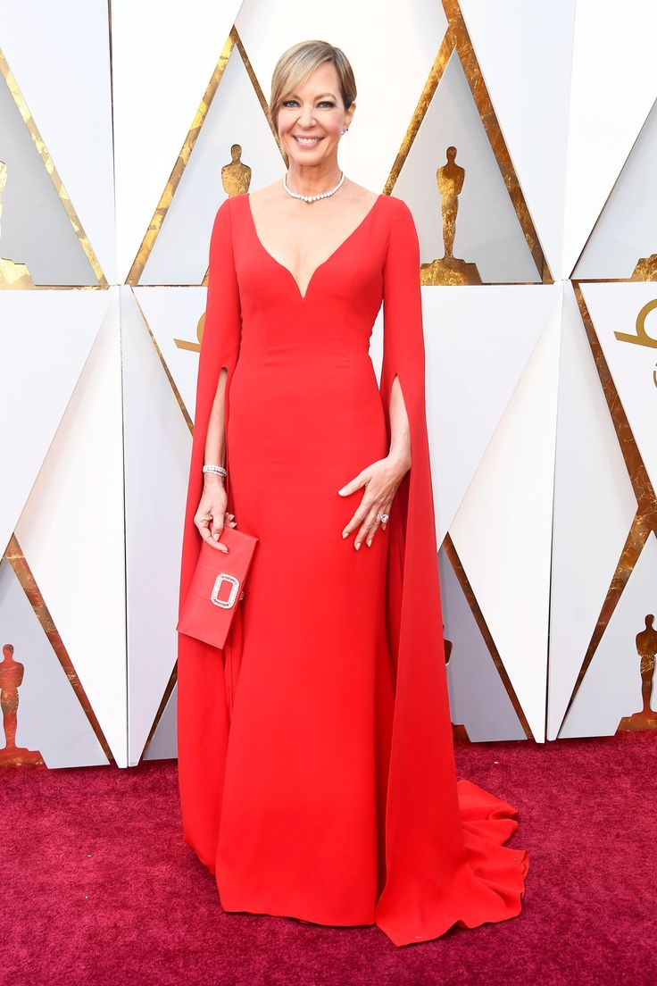 Oscars 2018 Red Carpet Fashion: See Stars Dresses, Gowns