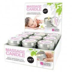 LoversPremium - Display do świecy do masażu - Massage Candle Display