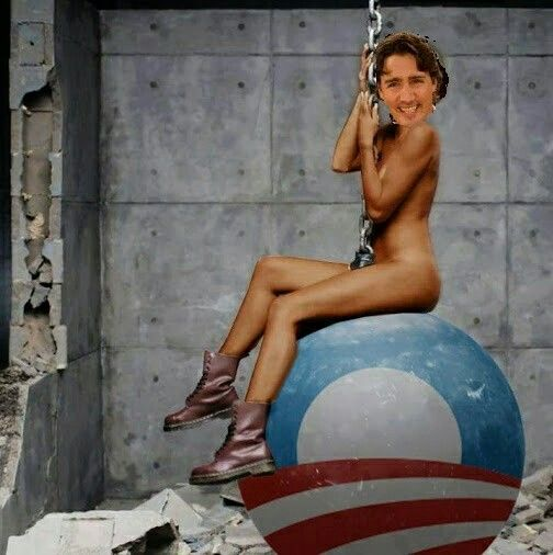 Trudeau the wrecking ball of a Once great COUNTRY! LET'S TAKE IT BACK 2019