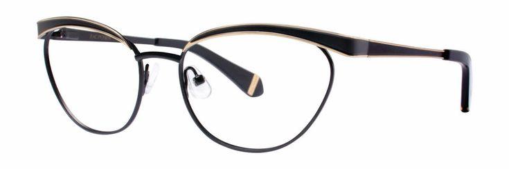 Zac Posen Moyra Eyeglasses | Free Shipping