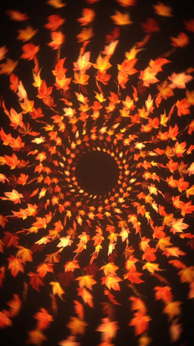 Digital signage of the Autumn.