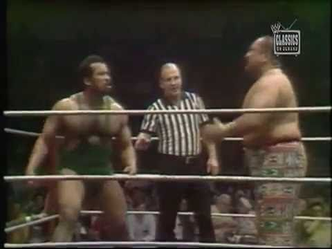 458 Best Images About Wwwf Wrestling 1970s On Pinterest Madison Square Garden George Steele