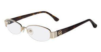 MICHAEL KORS Eyeglasses MK331 717 Gold 51MM Michael Kors. $163.90