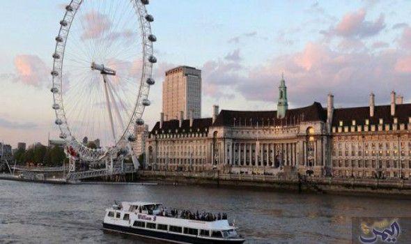 لندن تفقد 1 7 مليون زائر لأشهر معالمها السياحية بسبب ارتفاع تكاليف السفر Travel Landmarks Building