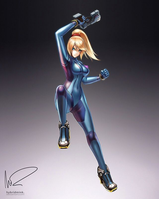 Zero Suit Samus SSB4 | Zero Suit Samus | Pinterest | Suits ...