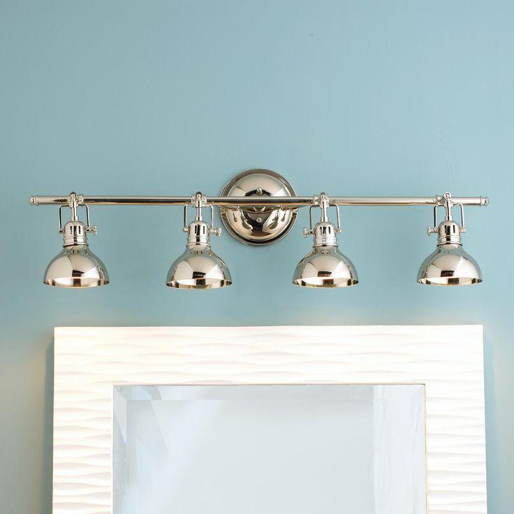 pullman bath light 4 light available in 2 colors bronze. Black Bedroom Furniture Sets. Home Design Ideas