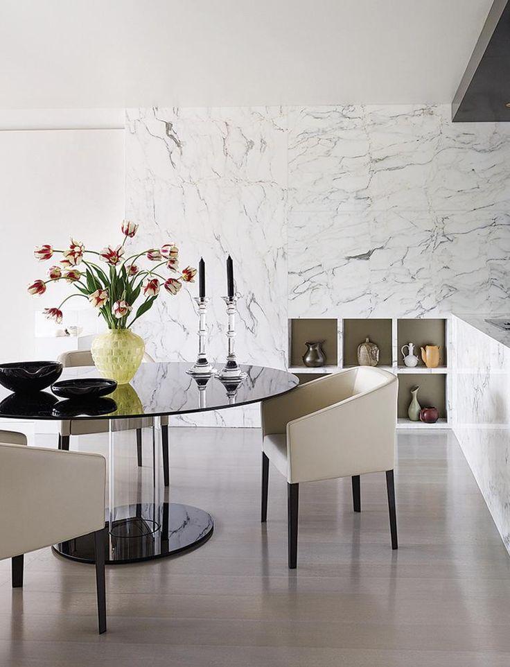 Noor Fares Modernist Manhattan Apartment Architecture