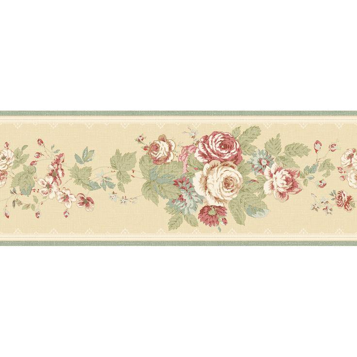 pin victorian wallpaper border - photo #10