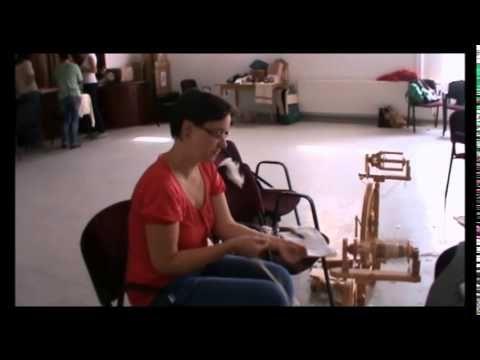 A gyapjú feldolgozásának lépései, fotóriport fonótáborainkról – Dimény O...