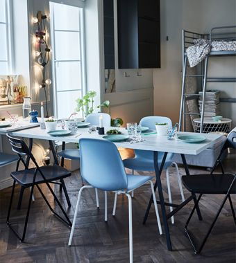 76 best Esszimmer images on Pinterest   Dining room, Ikea ideas and ...