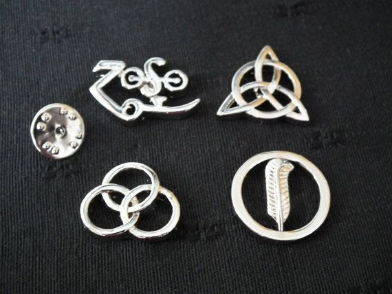 1000+ images about Led Zeppelin Jewelry on Pinterest ...