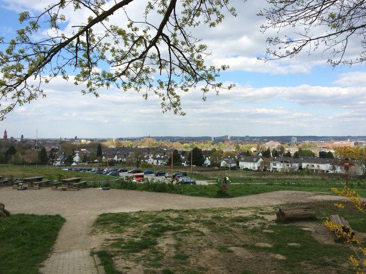 Uitzicht vanaf Chalet Bergrust