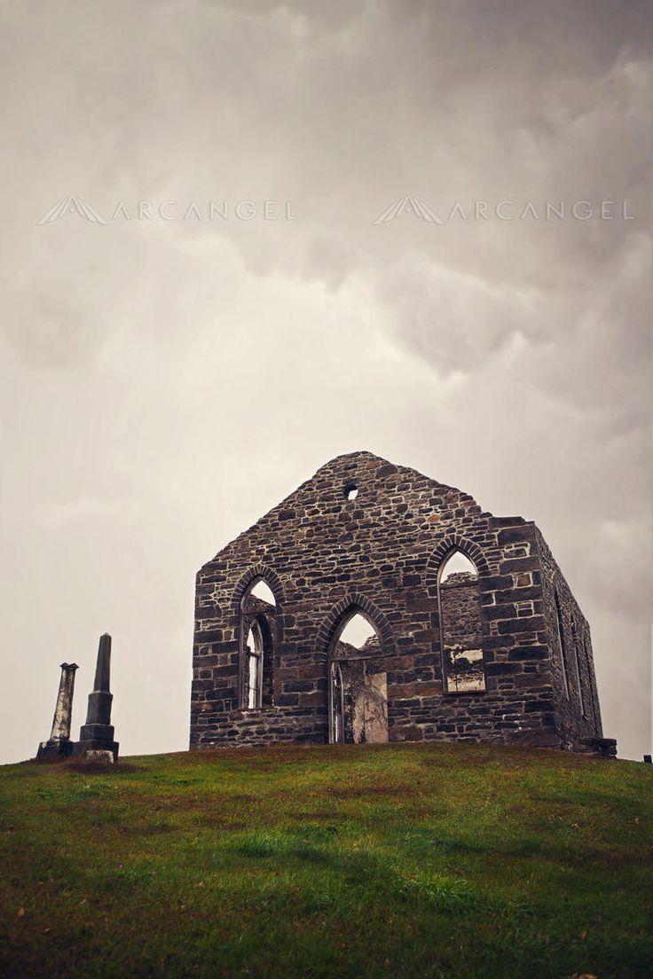 Abandoned Church Isabelle Lafrance / Arcangel Images