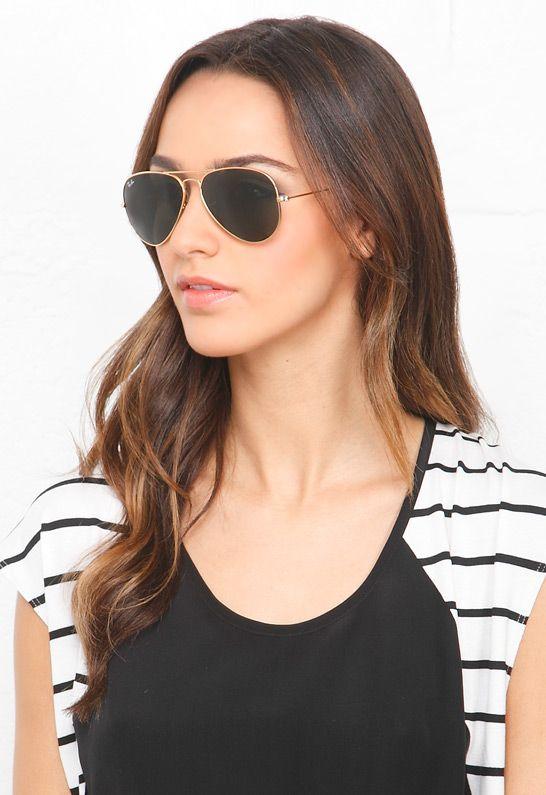 ray ban unisex rb3025 58mm sunglasses  ray ban aviators #ray #ban #aviators