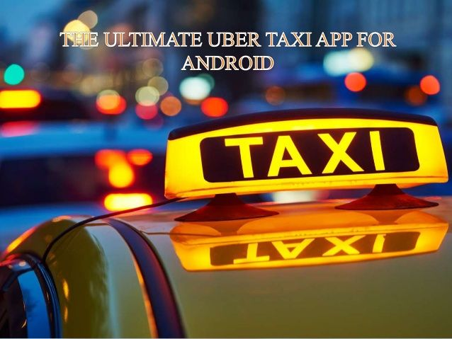 Every app has different features that attract users to it. The same applies for ultimate uber taxi app android for your business.
