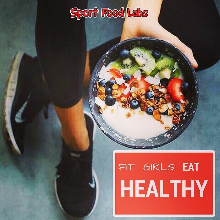 Fit Girls Eats Healthy!    Le Ragazze In Forma Mangiano Salutare!     Tap if you agree and tag a friend who needs to see this!    Tagga un amica a cui può essere utile vedere questa immagine!