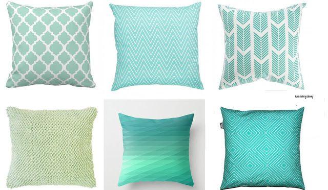 La Petite Anne: Barevná paleta - mátově zelená