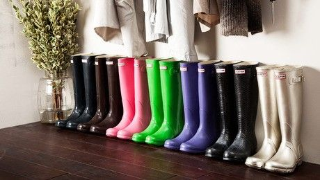 """OMG where did you get those rainboots?"" ""I want it to rain so I can wear my rainboots!"" ""I LOVE your rainboots."" ""Ughhh I miss my rainboots."""