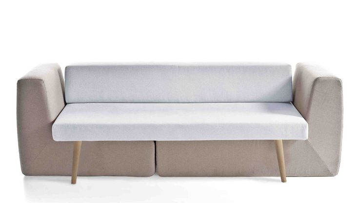 Sofista Cotton Modular Sofa by Formabilio made in Italy on CrowdyHouse