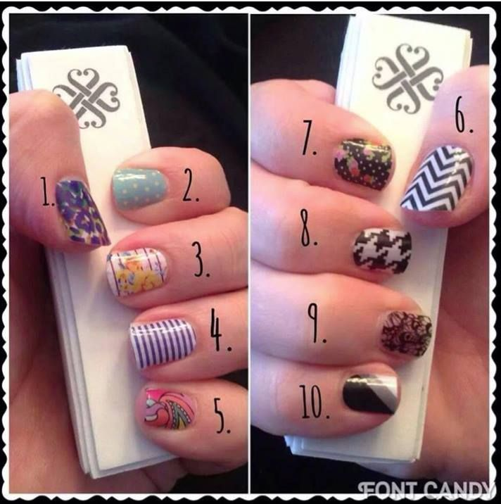 34 best Manicures & Nail Art Jamberry Style! images on Pinterest ...