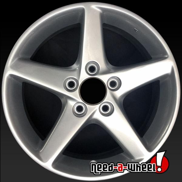 "2002-2004 Acura RSX Oem Wheels For Sale. 16"" Silver Stock"