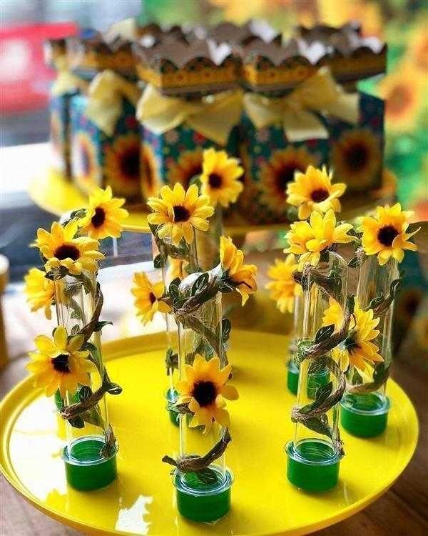 Sunflower Party, Sunflower Birthday