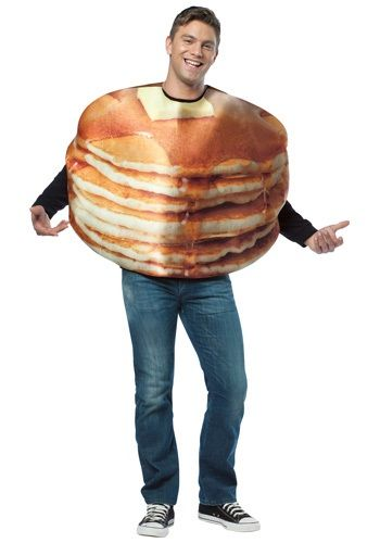 Great outfit for Pancake Tuesday