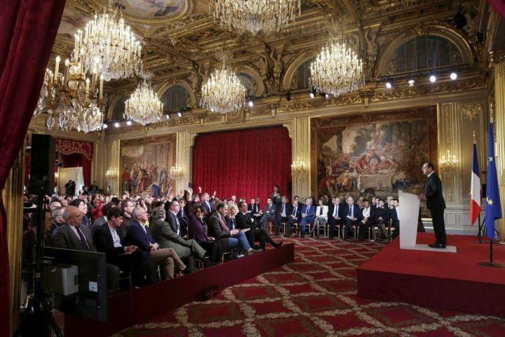 VIDEOS. Conférence de presse de François Hollande : ses principales annonces