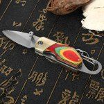 Knife Pocket Cutter with Key Chain ...