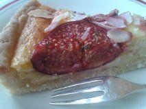 de Smaak van Dille: Crostata di Fichi - Vijgentaart met frangipane