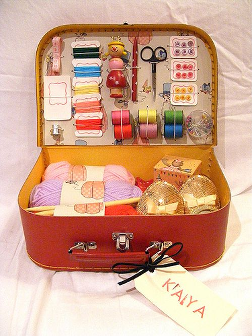 Repurpose suitcases | Recycled crafts: repurposed suitcase