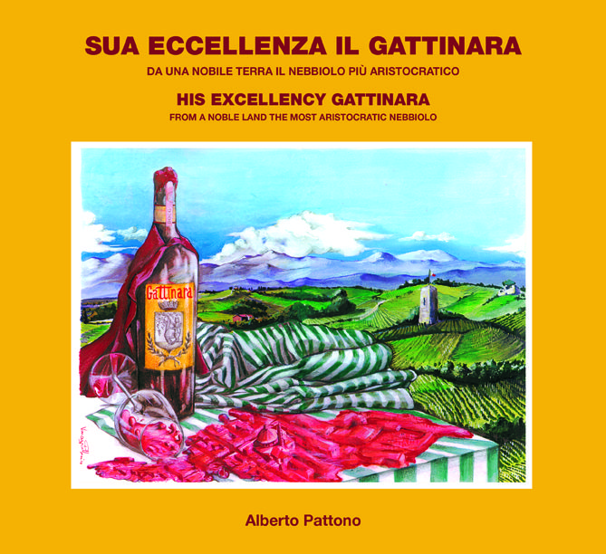 His Excellency Gattinara. From a noble land the most aristocratic Nebbiolo.