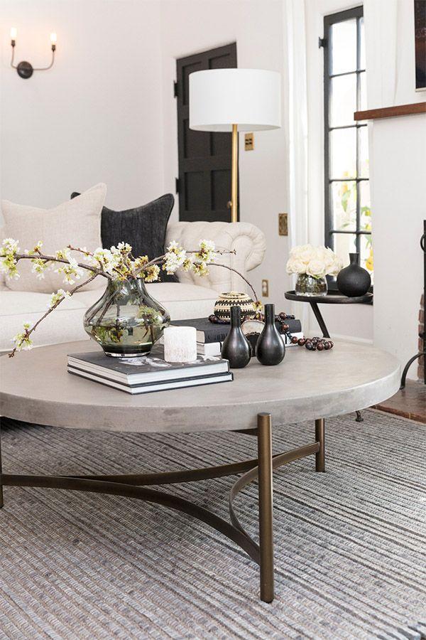 Stratus Coffee Table Living Room Interior Home Decor Interior
