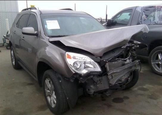 2011 Chevy Equinox 1LT 2WD 2.4L with 40k Miles
