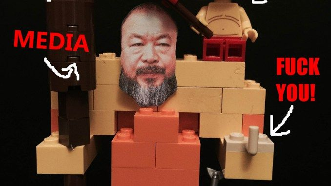 Image result for Ai weiwei media