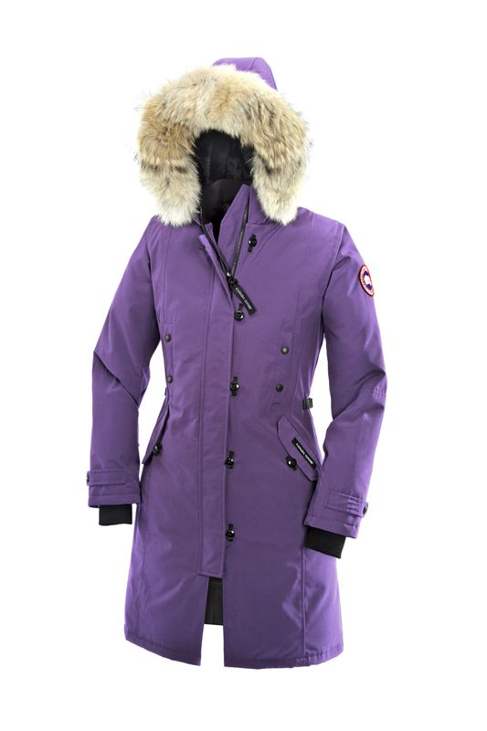 I LOVE this Canada Goose jacket!