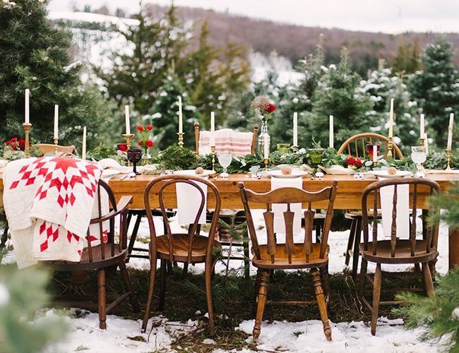 Christmas Tree Farm Wedding Inspiration Inspired By This Christmas Tree Farm Christmas Tree Farm Photos Snowy Christmas Tree