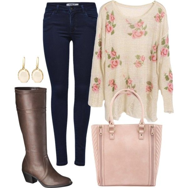 Alison Dilaurentis inspired outfit with requested boots by liarsstyle on Polyvore featuring polyvore, fashion, style, ONLY, Mossimo, Charlotte Russe, Lucky Brand and WF