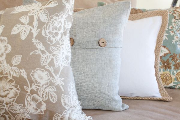 Cozy Neutral Pillow Covers