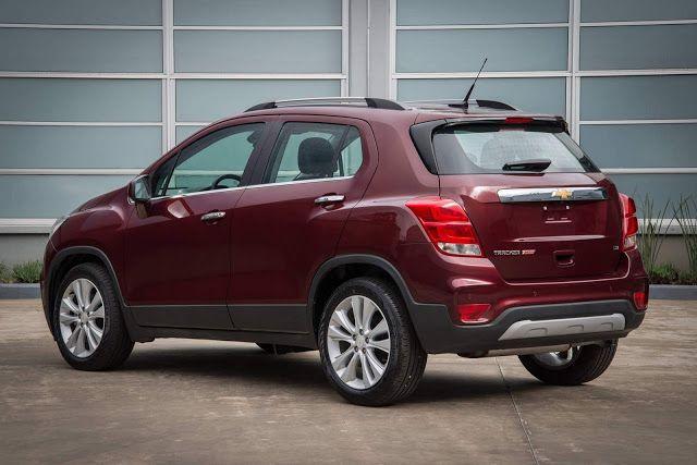Novo Chevrolet Tracker 2017: fotos, preços, detalhes   CAR.BLOG.BR - Carros