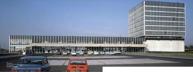 Dworzec Zachodni, 1980