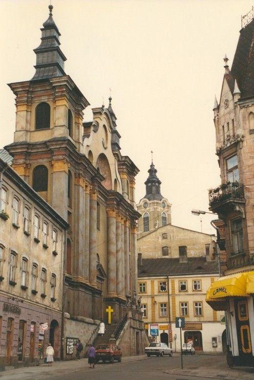 Przemysl, Poland. Our tips for 25 places to see in Poland: http://www.europealacarte.co.uk/blog/2011/12/05/what-to-do-poland/