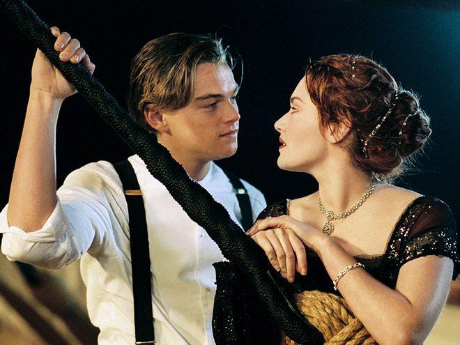 Kate Winslet and Leonardo DiCaprio Photos, Friendship : People.com